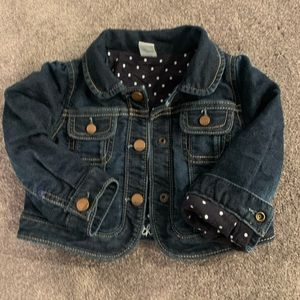 Baby Gap denim jacket 18-24mo